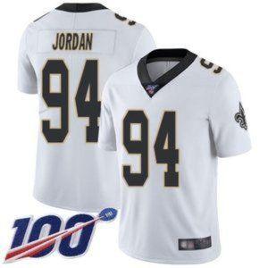 New Orleans Saints Cameron Jordan 100th Jersey